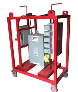 25 KVA Portable Power Distribution Unit