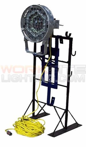 XPLED 150 Area Light with Ladder Bracket Mount