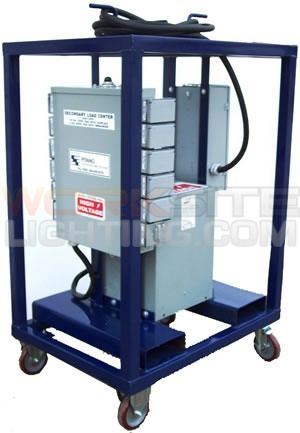 portable distribution cart