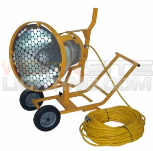 Cart tank lighting