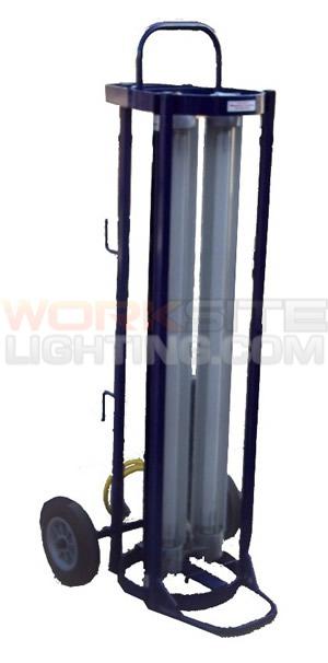 class 1 div 1 fluorescent cart light