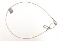 Stainless Steel Lighting Safety Cable