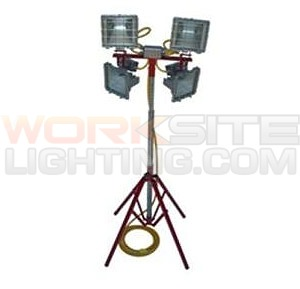 led light stand