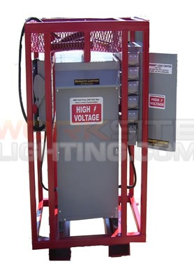 portable power distribution